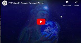 2019 world servers festival week