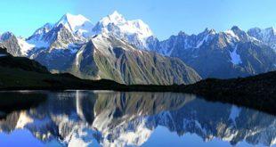 altai mountain range