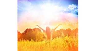 Breathing the Radiance of Life