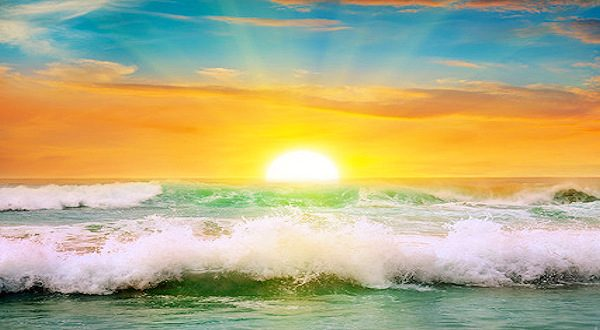 Heart is as Bright as the Sun