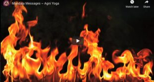 Mandala Messages ~ Agni Yoga