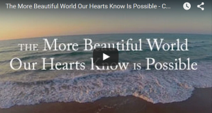 The More Beautiful World Our Hearts Know Is Possible - Charles Eisenstein