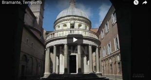 Sacred Geometry in architecture: Donato Bramante, Tempietto