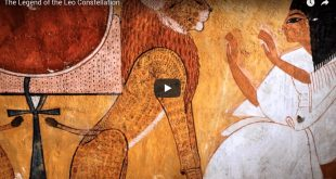 constellation of leo - history