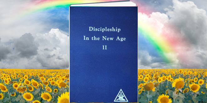 Discipleship in the new age volume 2 by Alice Bailey