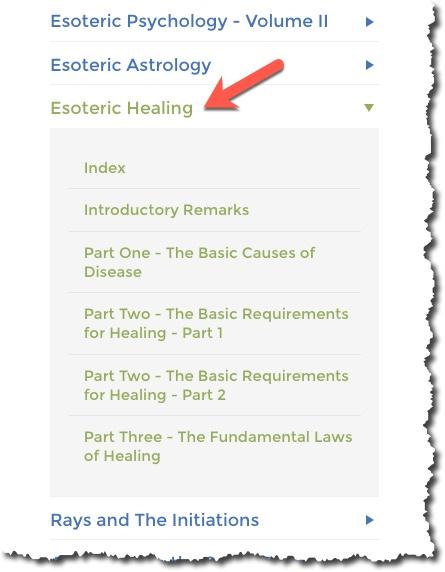 esoteric-healing-book | Sydney Goodwill
