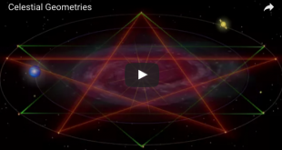 celestial geometries video
