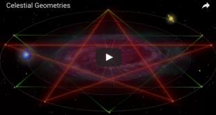 celestial geometries video