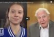 greta thunberg thanks david attenborough