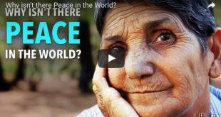 inner peace revolution video