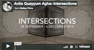 Anila Quayyum Agha: Intersections