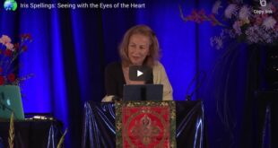 Iris Spellings: Seeing with the Eyes of the Heart