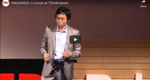 ONExDANCE: Li Cunxin at TEDxBrisbane