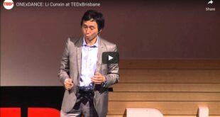 ONExDANCE: Li Cunxin at TEDxBrisbane