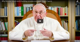 pope francis video