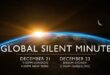 What do I do on the day of the Global Silent Minute?
