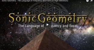 sonic geometry video
