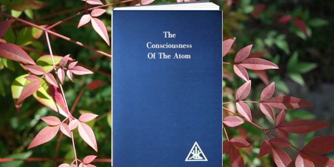 the consciousness of the atom by alice bailey