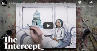 A Message From the Future With Alexandria Ocasio-Cortez