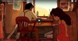 Kahlil Gibran's The Prophet Official Trailer