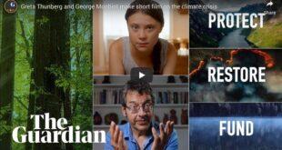 thunberg monbiot short film