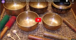 Tibetan Healing Sounds – Singing Bowls