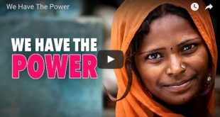 we have the power - video