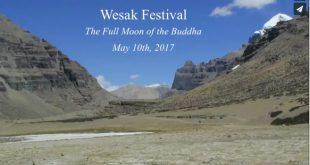 wesak festival 2017
