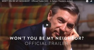 wont you be my neighbour - trailer
