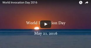 World Invocation Day – Sunday 22nd May 2016