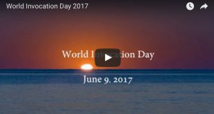 World Invocation Day – Friday 9th June 2017