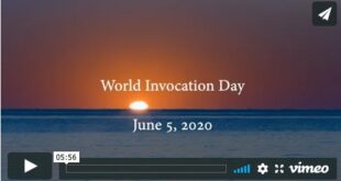 world invocation day 2020 video